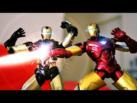 iron man - Follow me on Facebook : Counter656 http://full.sc/19tUzQX When it comes to the best gaming hardware, Iron Man knows the gamer's choice is MSI Z97 Gaming 5 mo...