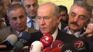 Bahçeli'den Türk okullarının kapatılması girişimine 'husumet' tepkisi