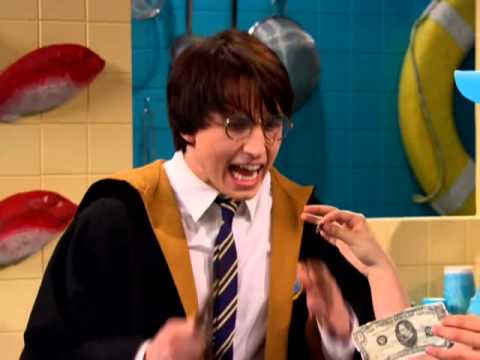 Harry Potter in the Real World - So Random! - Disney Channel Official