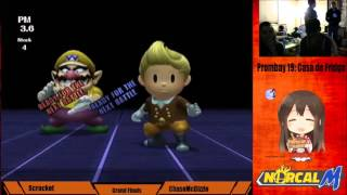 ChaseMcdizzle (Wario) VS. Scraket (Lucas) Grand Finals