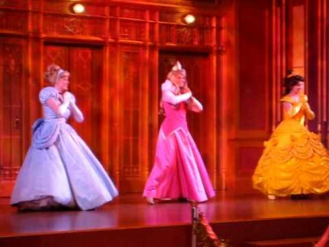 Enchanted Experience Princess Dance