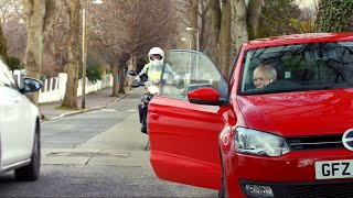 Patrz w lusterka! Spójrz dwa razy! – Kampania Bezpieczeństwa Motocyklistów