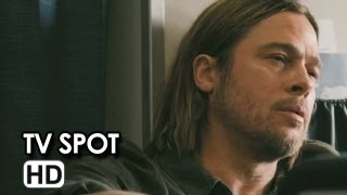 World War Z TV Spot #1 - Brad Pitt