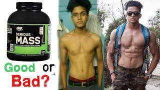 Mass Gainer & Weight Gainer | Good or Bad | Yash Anand