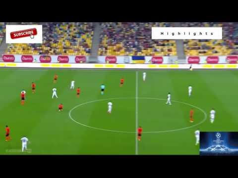 Shakhtar Donetsk vs Young Boys 2-0 // All Goals & Highlights
