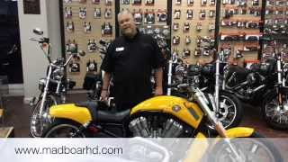6. 2012 V-Rod Muscle | Mad Boar Harley-Davidson | motorcycle dealer | San Benito, TX