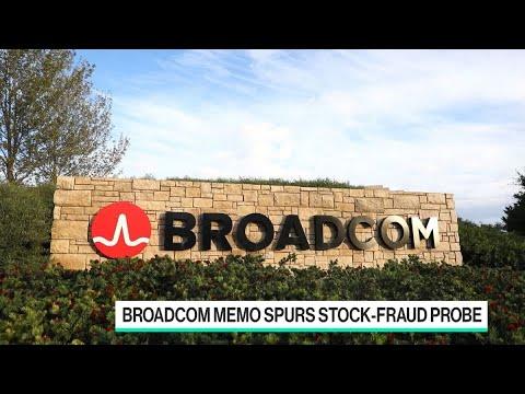 Broadcom-CA Deal Memo Said to Spur U.S.  Probe