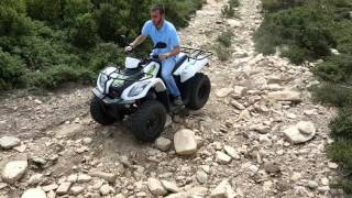 7. ATV offroading