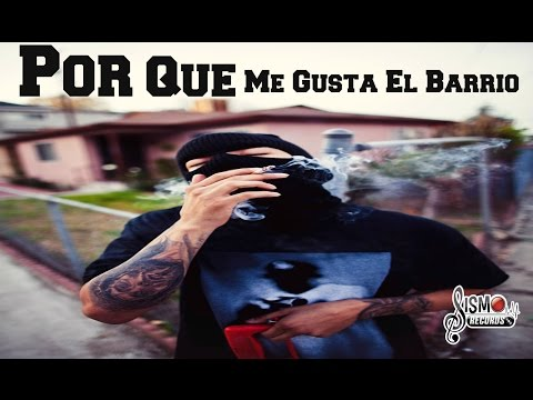 Por Que Me Gusta El Barrio - Arloni ft. Maniako видео