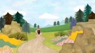 族語夢工廠-族語E樂園2014動畫07-排灣族動畫 百步蛇傳說