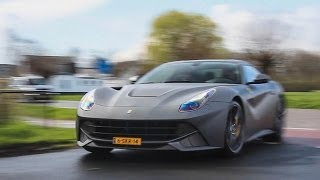 Subscribe NOW to Autospotter15: http://full.sc/11XgwmMThis time, I recorded a lot of supercars arriving at the latest Cars & Business meeting at golf course 'The Dutch' in Spijk, the Netherlands. The cars you can see and hear in this video are:Ferrari 458 Spider800HP BMW M5 F10 by Manhart - Akrapovic ExhaustLamborghini Gallardo Superleggera - Akrapovic ExhaustPorsche 997 Turbo S Cabriolet2x Ferrari F12 BerlinettaAston Martin DBS Carbon Black EditionFerrari 430 Scuderia2x Ferrari 360 Modena - Tubi ExhaustLamborghini Aventador LP700-4 RoadsterFerrari F430Porsche 997 Turbo S - Akrapovic ExhaustFerrari F430 SpiderWhat is your favorite car in this video? I would definitely go for the white Aventador Roadster!I hope you enjoyed watching this video. All feedback on my videos is appreciated. Feel free to like this video, leave a comment, subscribe to my channel and share this video with others! Thanks for watching!JoostGet more Autospotter15:Facebook: https://www.facebook.com/autospotter15