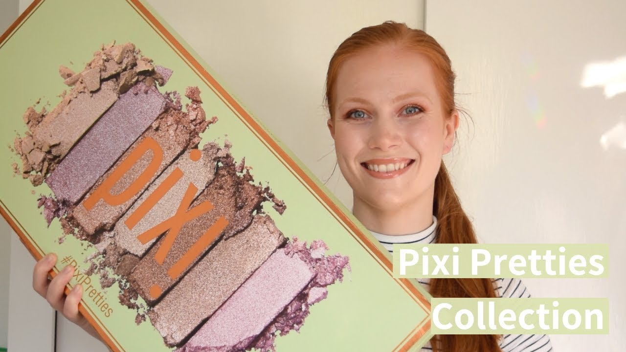 Testing the Pixi Pretties Collection | Simply Redhead