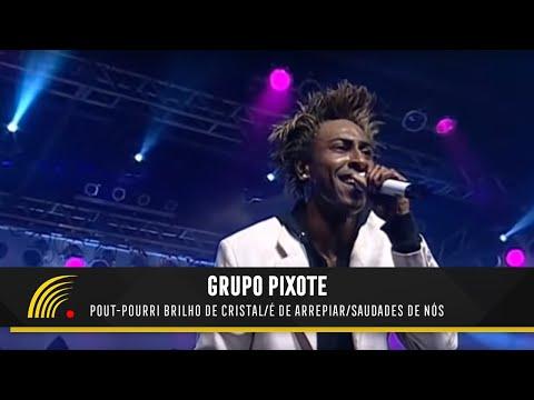 Imagens de saudades - Pixote - Pout Pourri Brilho de Cristal/É de Arrepiar/Saudades de Nós (Ao Vivo em São Paulo)