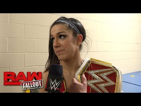 Bayley has a lot to prove in her WrestleMania debut: Raw Fallout, March 27, 2017