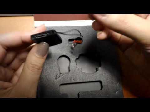 Digital Voice Recorder Edic-mini Tiny+ B76 (видео)