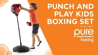 Pure Boxing - Punch & Play Kids Boxing Set