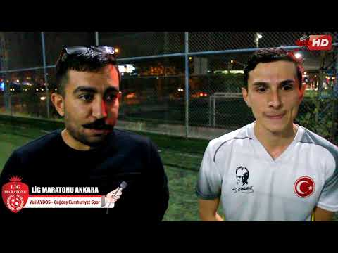 Çağdaş Cumhuriyet Spor - Jandarma Gücü  Jandarmagücü 1-10 Çağdaş Cumhuriyet Spor