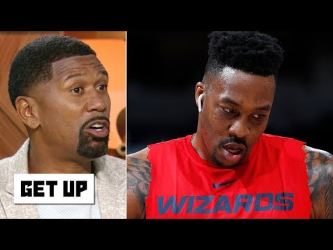 Video: Dwight Howard doesn't fit with the Lakers – Jalen Rose | Get Up