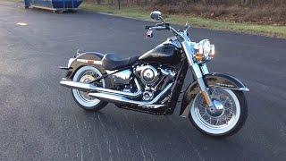 8. 2018 Harley-Davidson FLDE - Softail Deluxe Chadds Ford, Claymont, Glen Mills, Concordville, Chester