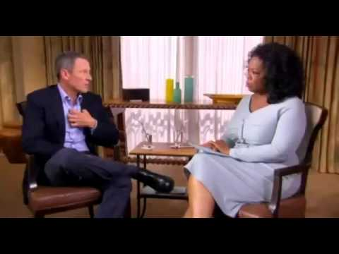 Oprah and Lance Armstrong  The Worldwide Exclusive   Part 1