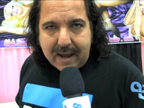 RON JEREMY IN MIAMI The Hustler Party