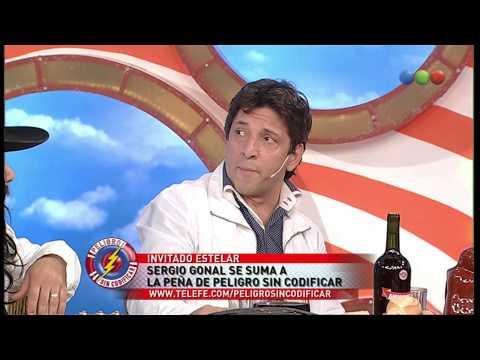 """La Peña, Sergio Gonal """"Médico"""" - Peligro Sin Codificar"""
