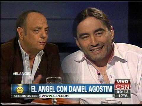 C5N - EL ANGEL DE LA MEDIANOCHE CON DANIEL AGOSTINI
