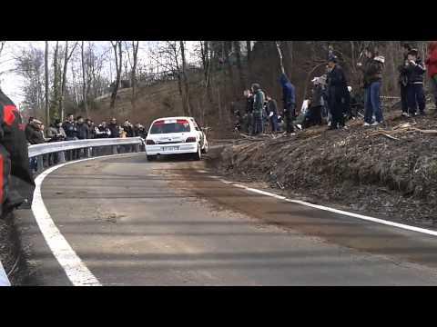 Rally dei laghi 2013 al Cuvignone