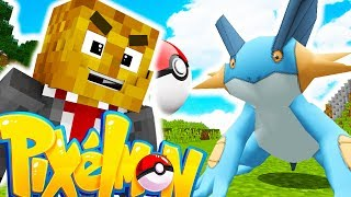 EPIC MEGA LEGENDARY POKEMON LUCKY DIP CHALLENGE - MODDED MINECRAFT (PIXELMON)