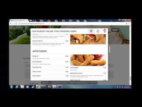 Restaurant Online Food Ordering   Online Ordering System For Restaurants