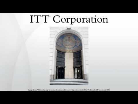 Video ITT Corporation download in MP3, 3GP, MP4, WEBM, AVI, FLV January 2017