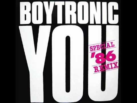 Boytronic - You (Special `86 Remix) (Vinyl-Copy)
