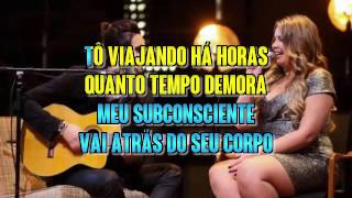 Luan Santana E Marilia Mendonça   Fantasma