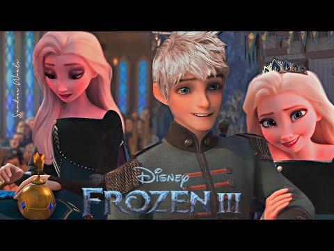 Queen Elsa Coronation | ALTERNATIVE ENDING JELSA AND KRISTANNA (FROZEN 3)