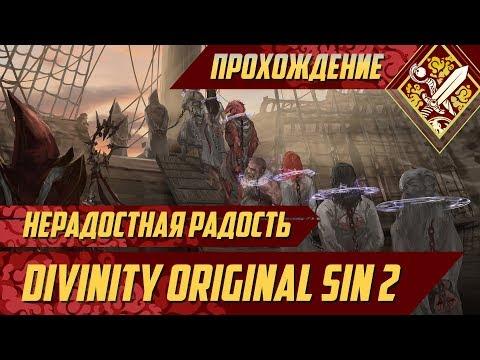 Нерадостная Радость - Divinity Original Sin II #3