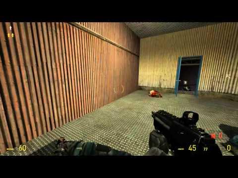 Co-op Half-Life 2: Synergy [Старые каналы]
