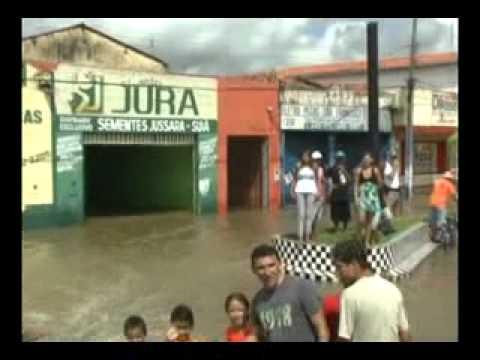 Enchente Trizidela do Vale Maranhão.flv