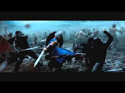 Warriors - Imagine Dragons [Epic 300 Battle Scene] (видео)