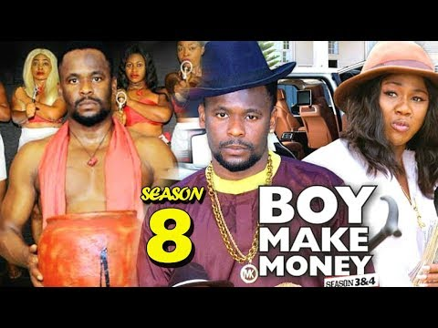 BOY MAKE MONEY SEASON 8 - New Movie 2019 Latest Nigerian Nollywood Movie Full HD
