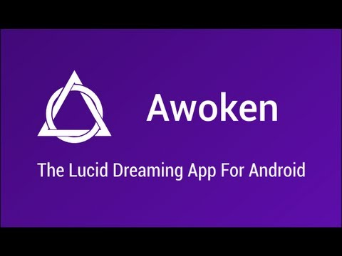 Video of Awoken - Lucid Dreaming Tool