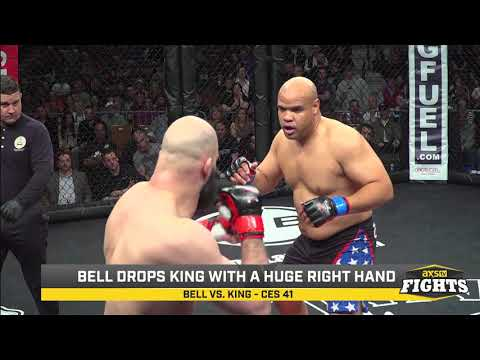 Best of 2017: Keith Bell Drops a Heavy Hand to Knockout His Opponent (видео)