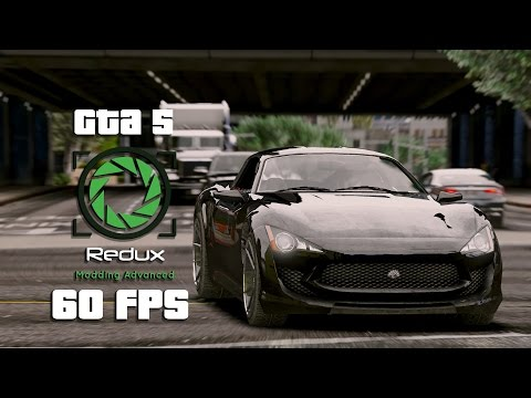Дату выхода и реалистичную графику GTA V Redux показали в новом видео