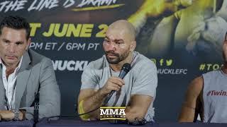 Bare Knuckle FC 6 - Lobov vs. Malignaggi Post-Fight Press Conference - MMA Fighting by MMA Fighting
