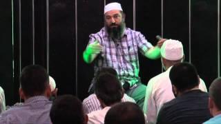 4. Namazi i Natës me Hoxhë Ferid Selimi (Ramazan 2012 - Xhamia Kapëxhë Hamza)