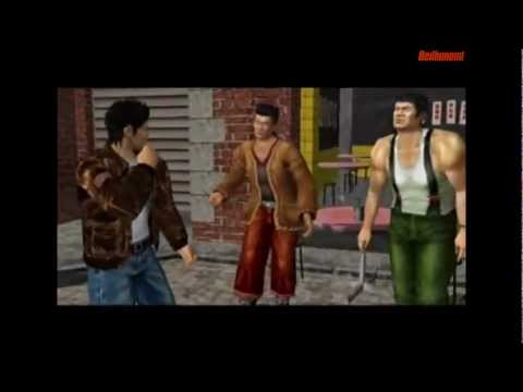 shenmue 2 dreamcast iso