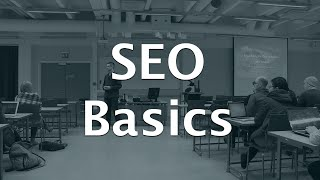Search Engine Optimization crash course