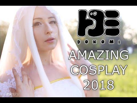 Dokomi 2018 Cosplay Music Video
