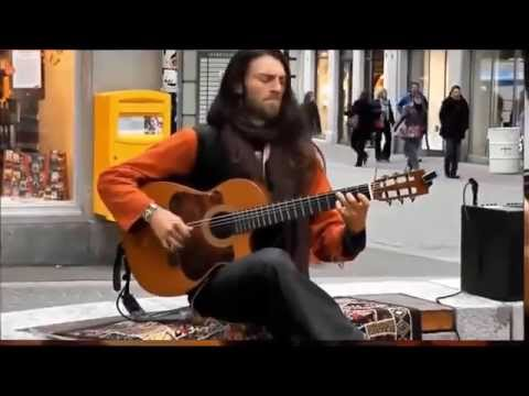 Top 5 street guitarists