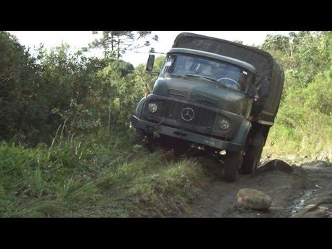 Truck 71' 6x6 Mercedes Benz LG 1213 - LKW