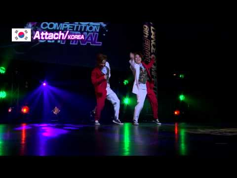 【GDC 6th】GATSBY DANCE COMPETITION 2013-2014:ASIA GRANDFINAL/Attach【KOREA】